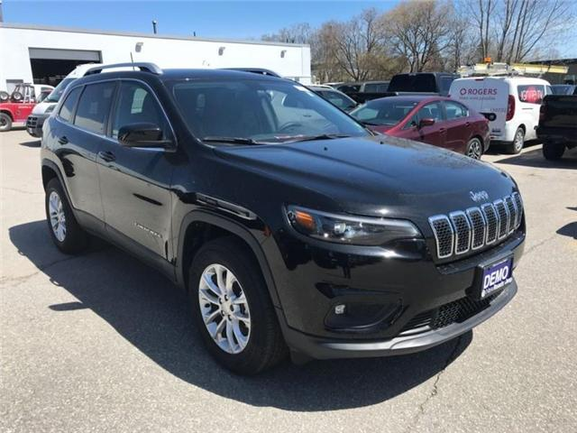 2019 Jeep Cherokee North (Stk: J18141) in Newmarket - Image 7 of 23