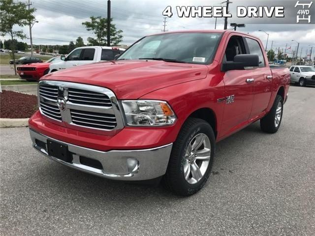 2018 RAM 1500 SLT (Stk: T17880) in Newmarket - Image 1 of 18