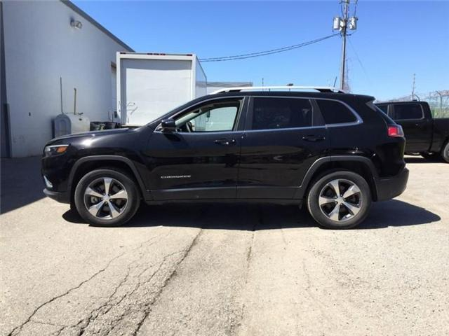 2019 Jeep Cherokee Limited (Stk: J18158) in Newmarket - Image 2 of 23
