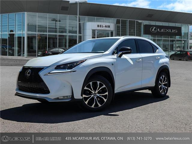 2016 Lexus NX 200t Base (Stk: L0516) in Ottawa - Image 1 of 27