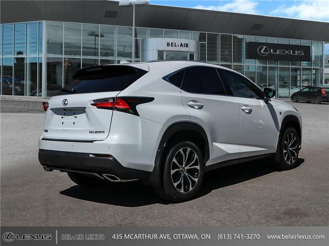 2016 Lexus NX 200t Base (Stk: L0516) in Ottawa - Image 5 of 27