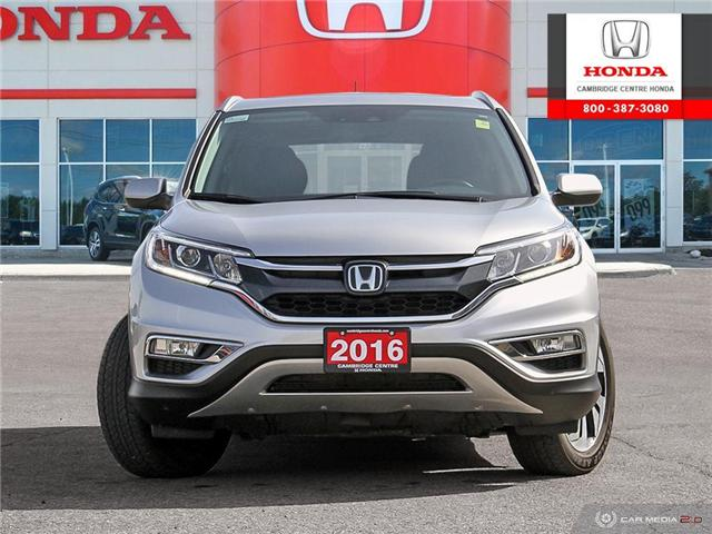 2016 Honda CR-V Touring (Stk: 19765A) in Cambridge - Image 2 of 27