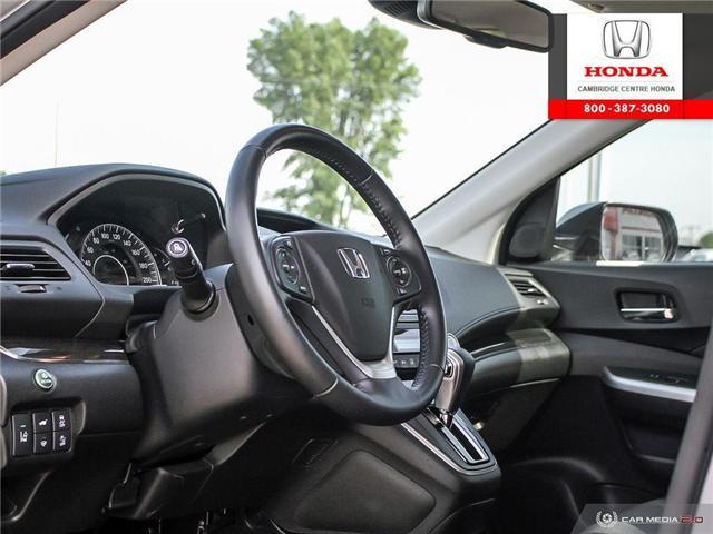 2016 Honda CR-V Touring (Stk: 19765A) in Cambridge - Image 13 of 27
