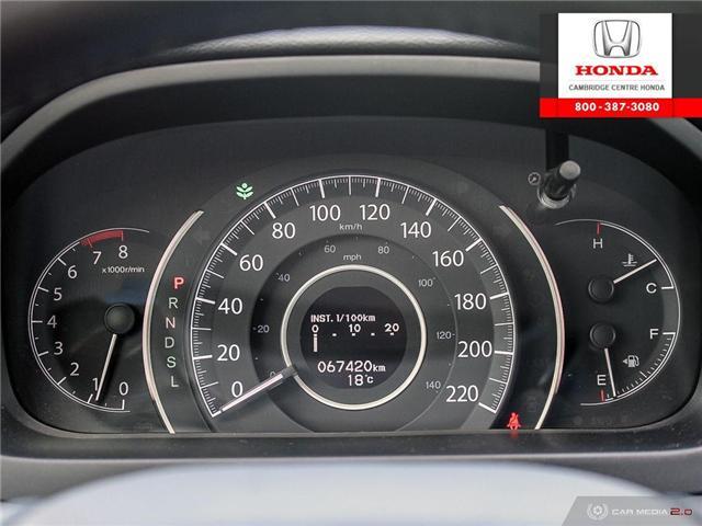 2016 Honda CR-V Touring (Stk: 19765A) in Cambridge - Image 15 of 27