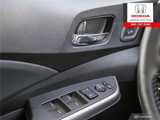 2016 Honda CR-V Touring (Stk: 19765A) in Cambridge - Image 17 of 27