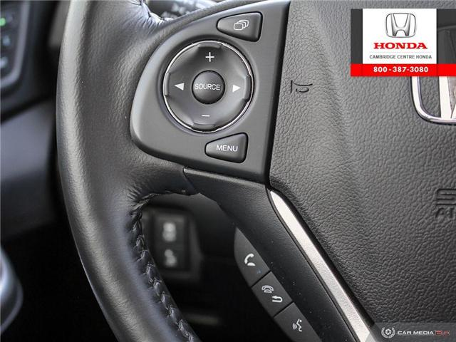 2016 Honda CR-V Touring (Stk: 19765A) in Cambridge - Image 18 of 27