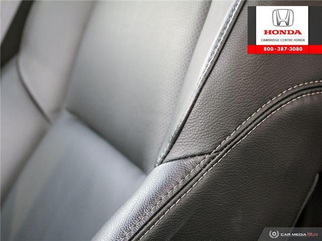 2016 Honda CR-V Touring (Stk: 19765A) in Cambridge - Image 23 of 27