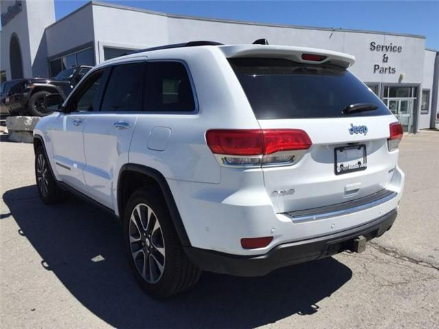 2018 Jeep Grand Cherokee Limited (Stk: H18311) in Newmarket - Image 3 of 20