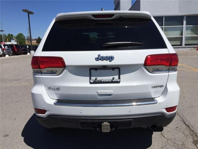 2018 Jeep Grand Cherokee Limited (Stk: H18311) in Newmarket - Image 4 of 20