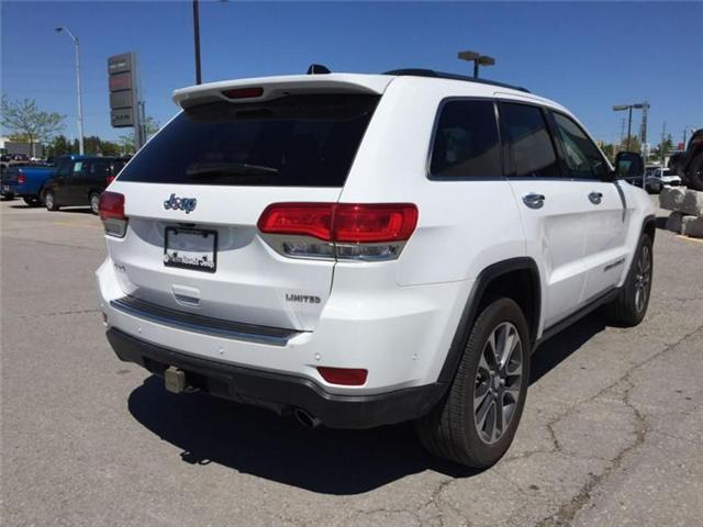 2018 Jeep Grand Cherokee Limited (Stk: H18311) in Newmarket - Image 5 of 20