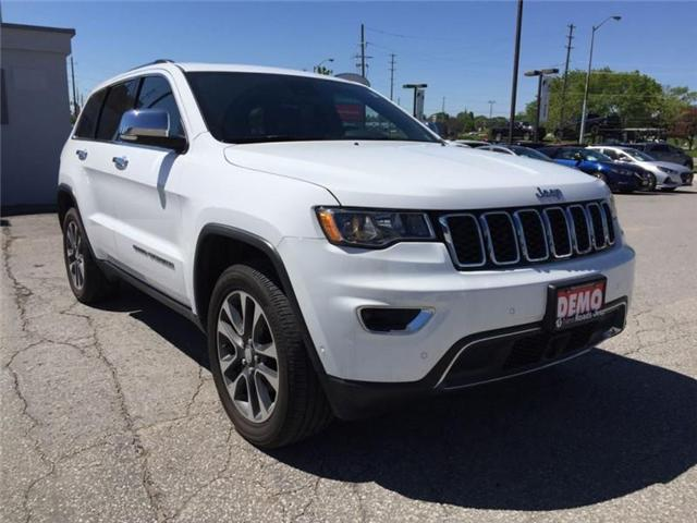 2018 Jeep Grand Cherokee Limited (Stk: H18311) in Newmarket - Image 7 of 20