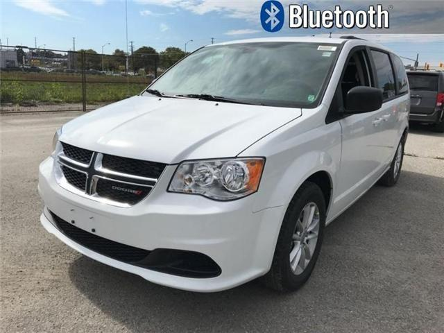 2019 Dodge Grand Caravan CVP/SXT (Stk: Y18373) in Newmarket - Image 1 of 20