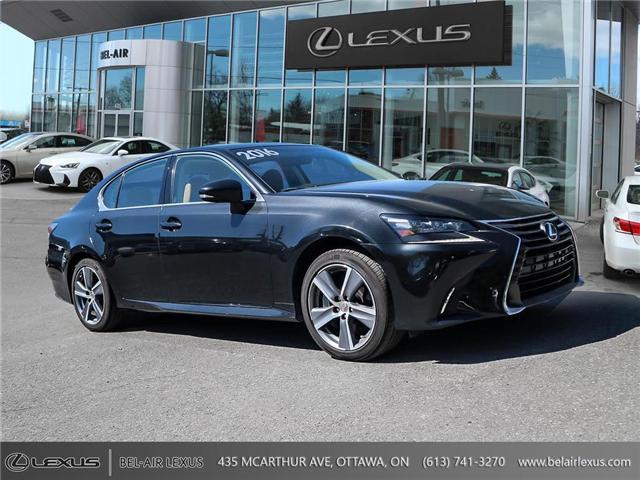2016 Lexus GS 350 Base (Stk: L0418) in Ottawa - Image 3 of 27