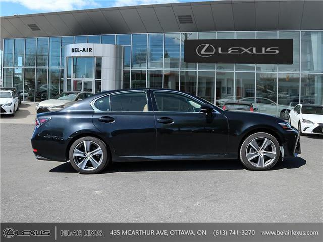2016 Lexus GS 350 Base (Stk: L0418) in Ottawa - Image 4 of 27