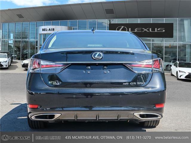 2016 Lexus GS 350 Base (Stk: L0418) in Ottawa - Image 6 of 27