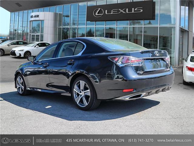 2016 Lexus GS 350 Base (Stk: L0418) in Ottawa - Image 7 of 27