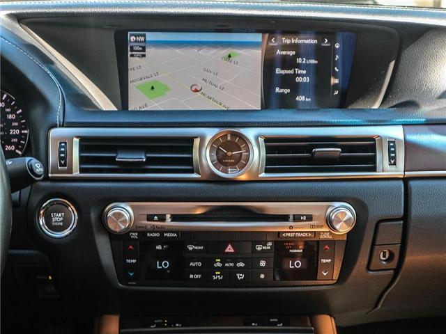 2016 Lexus GS 350 Base (Stk: L0418) in Ottawa - Image 13 of 27