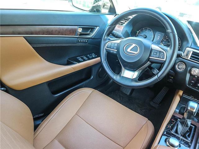 2016 Lexus GS 350 Base (Stk: L0418) in Ottawa - Image 14 of 27