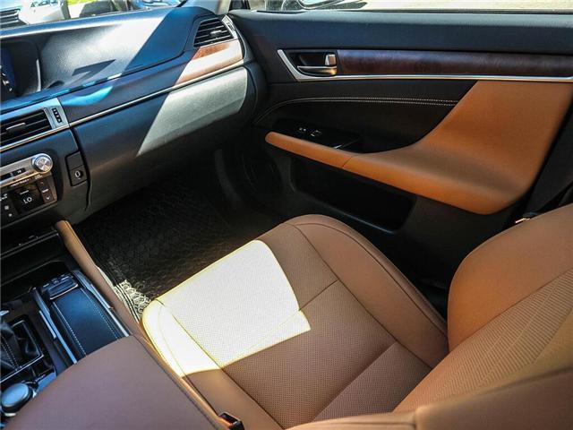 2016 Lexus GS 350 Base (Stk: L0418) in Ottawa - Image 16 of 27