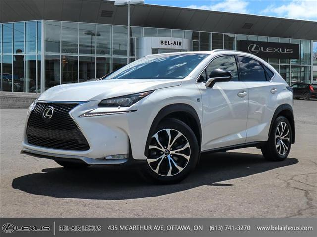 2016 Lexus NX 200t Base (Stk: L0505) in Ottawa - Image 1 of 27