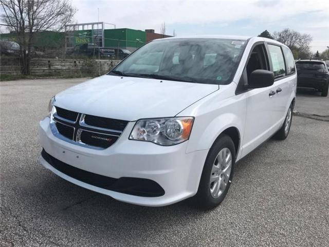 2019 Dodge Grand Caravan CVP/SXT (Stk: Y18533) in Newmarket - Image 1 of 21