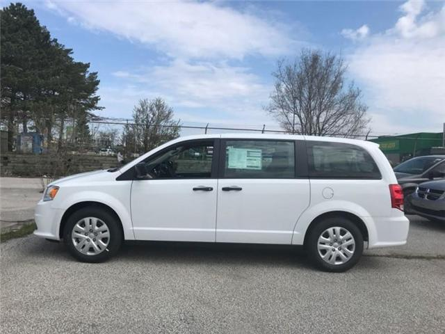 2019 Dodge Grand Caravan CVP/SXT (Stk: Y18533) in Newmarket - Image 2 of 21