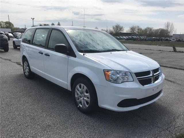 2019 Dodge Grand Caravan CVP/SXT (Stk: Y18533) in Newmarket - Image 7 of 21
