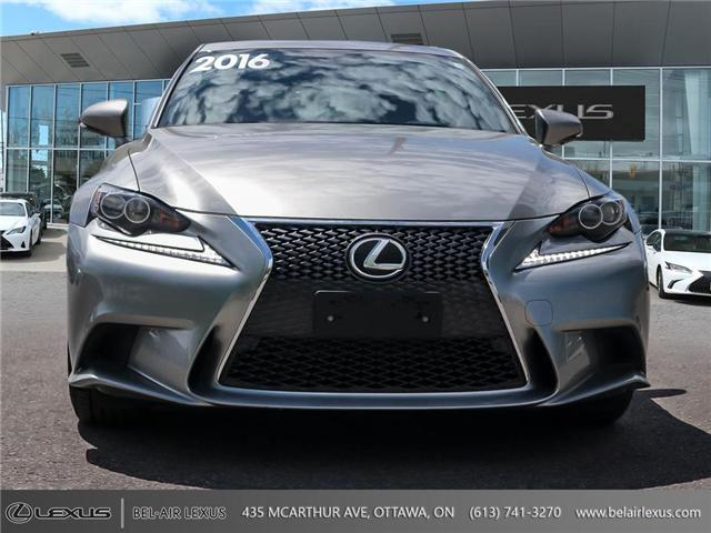 2016 Lexus IS 350 Base (Stk: L0529) in Ottawa - Image 2 of 28
