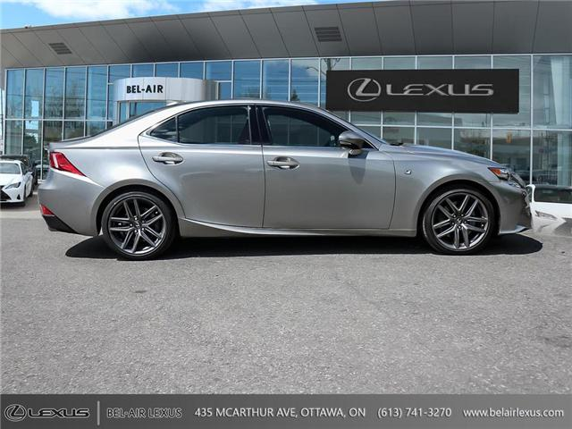 2016 Lexus IS 350 Base (Stk: L0529) in Ottawa - Image 4 of 28