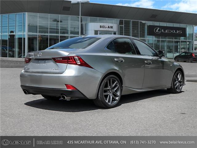 2016 Lexus IS 350 Base (Stk: L0529) in Ottawa - Image 5 of 28