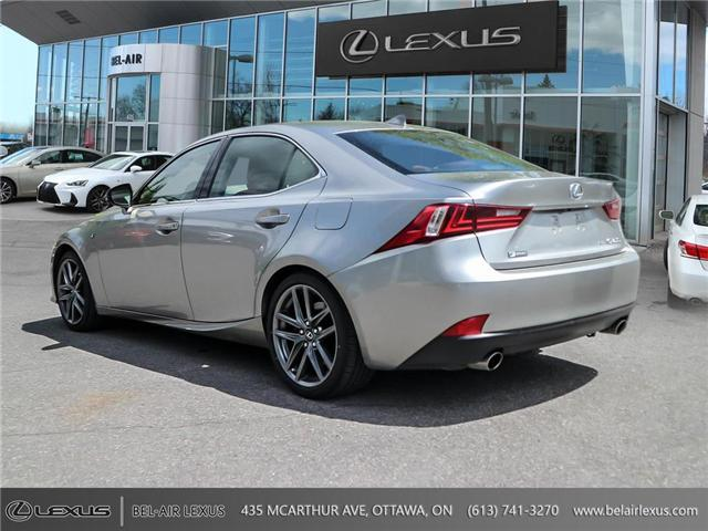 2016 Lexus IS 350 Base (Stk: L0529) in Ottawa - Image 7 of 28