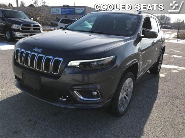 2019 Jeep Cherokee Overland (Stk: J18562) in Newmarket - Image 1 of 20