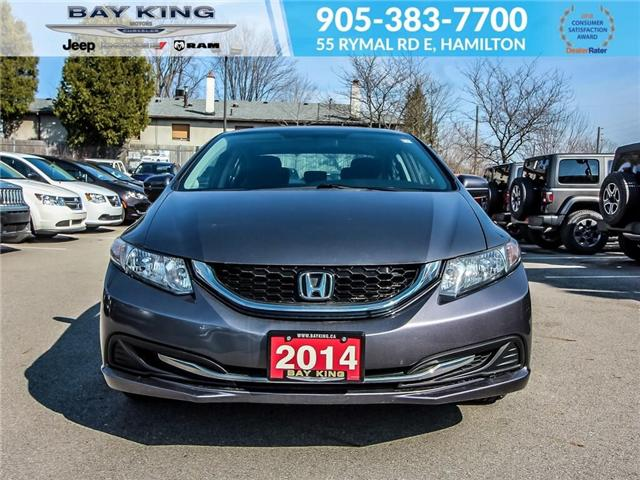 2014 Honda Civic EX (Stk: 187206A) in Hamilton - Image 2 of 23
