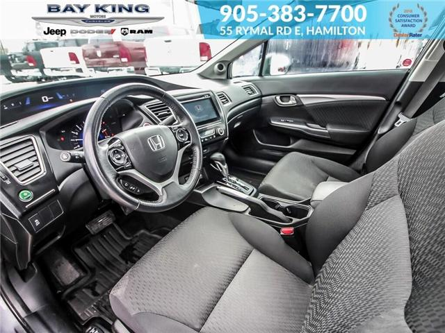 2014 Honda Civic EX (Stk: 187206A) in Hamilton - Image 4 of 23