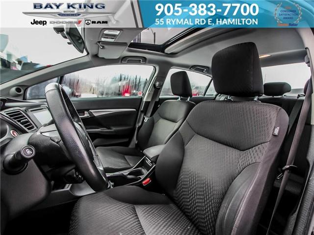 2014 Honda Civic EX (Stk: 187206A) in Hamilton - Image 5 of 23