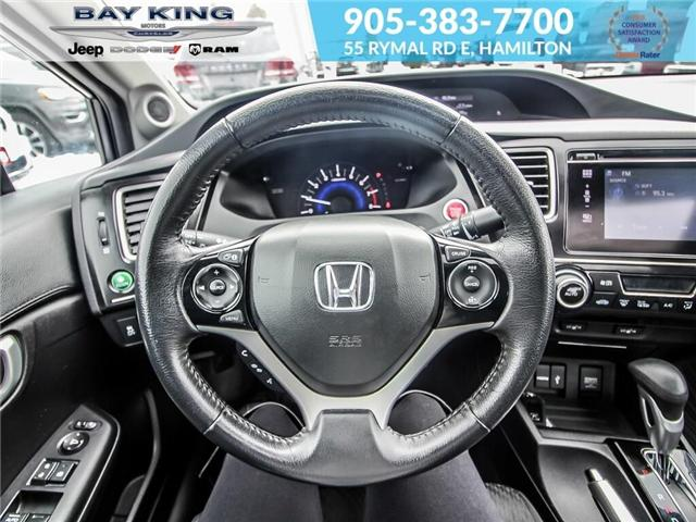 2014 Honda Civic EX (Stk: 187206A) in Hamilton - Image 7 of 23