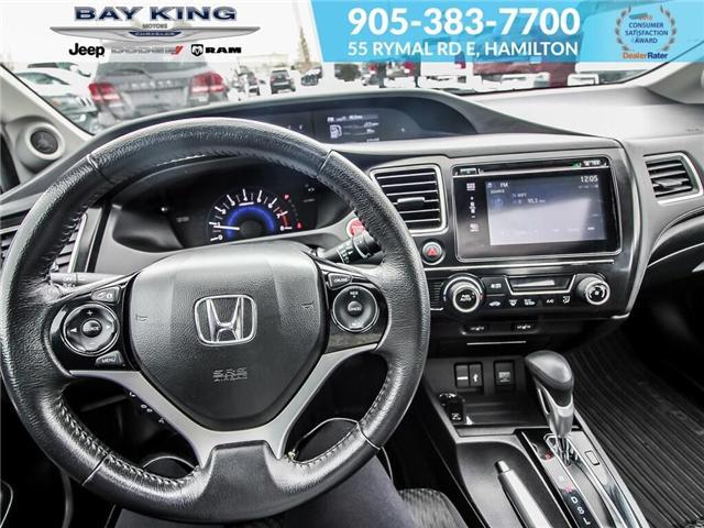 2014 Honda Civic EX (Stk: 187206A) in Hamilton - Image 9 of 23
