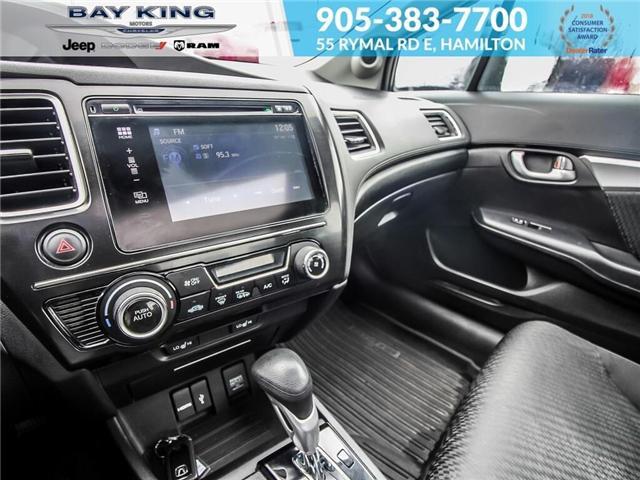 2014 Honda Civic EX (Stk: 187206A) in Hamilton - Image 11 of 23