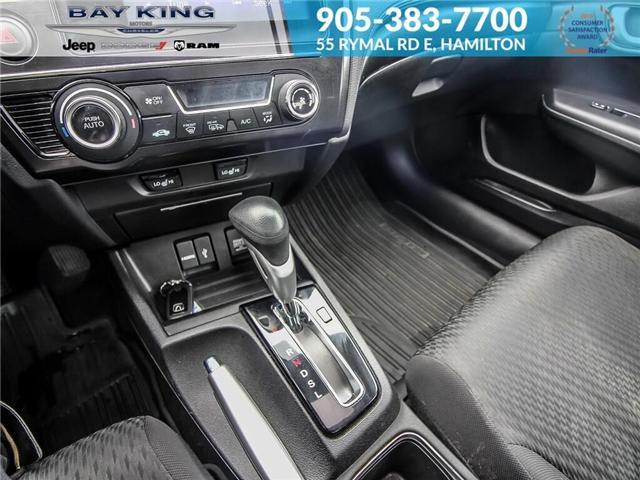 2014 Honda Civic EX (Stk: 187206A) in Hamilton - Image 12 of 23