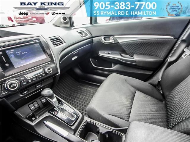 2014 Honda Civic EX (Stk: 187206A) in Hamilton - Image 14 of 23