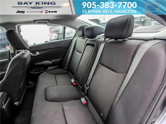 2014 Honda Civic EX (Stk: 187206A) in Hamilton - Image 17 of 23