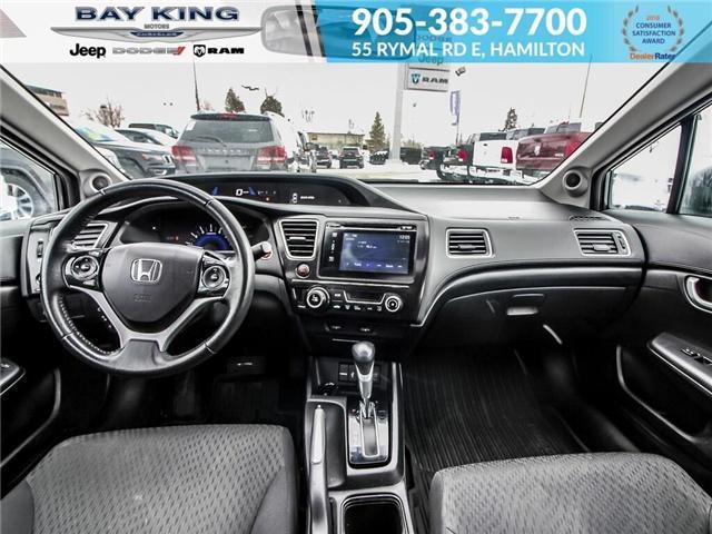 2014 Honda Civic EX (Stk: 187206A) in Hamilton - Image 19 of 23