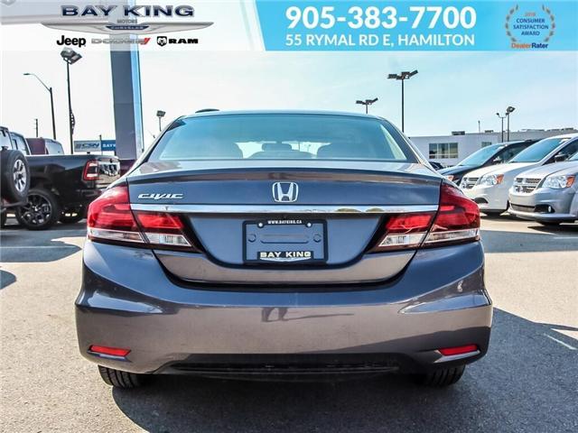 2014 Honda Civic EX (Stk: 187206A) in Hamilton - Image 21 of 23