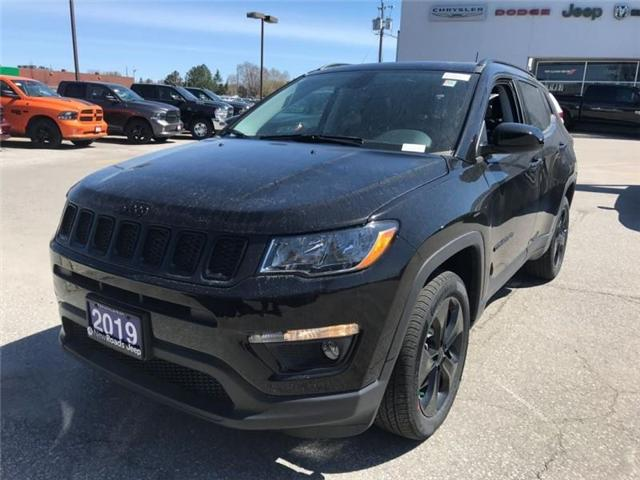2019 Jeep Compass North (Stk: M18557) in Newmarket - Image 1 of 24