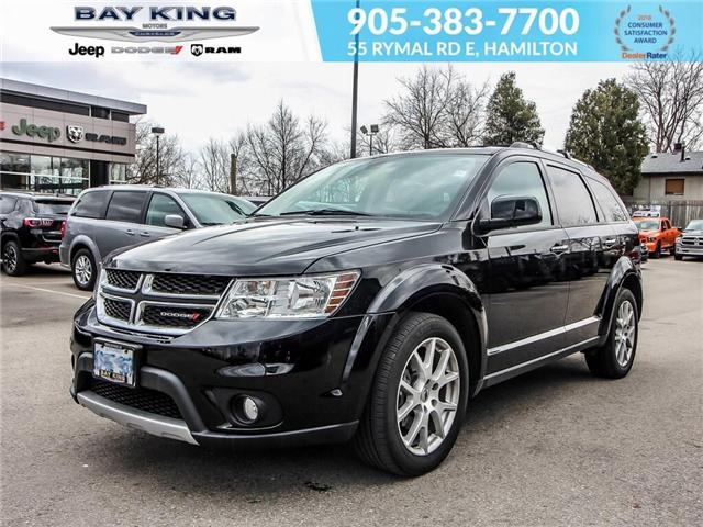 2018 Dodge Journey GT (Stk: 6766R) in Hamilton - Image 1 of 24