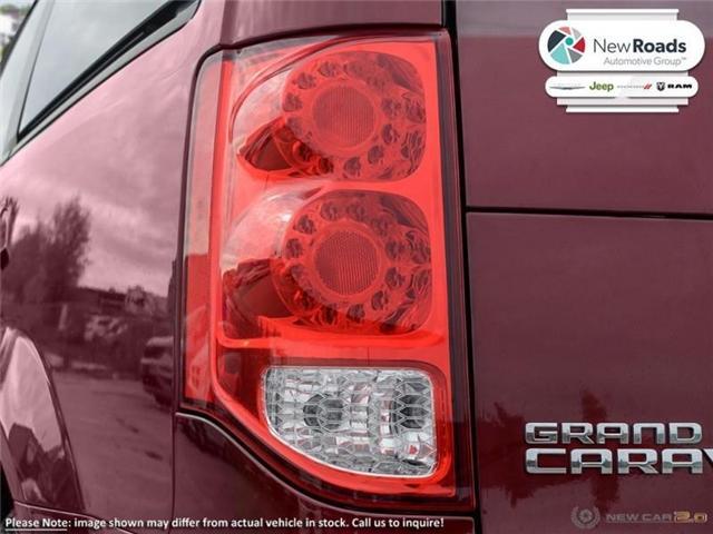 2019 Dodge Grand Caravan CVP/SXT (Stk: Y18616) in Newmarket - Image 11 of 23