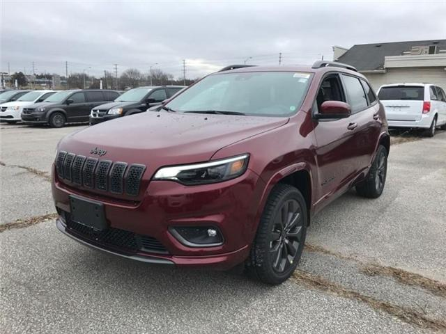 2019 Jeep Cherokee Limited (Stk: J18592) in Newmarket - Image 1 of 20