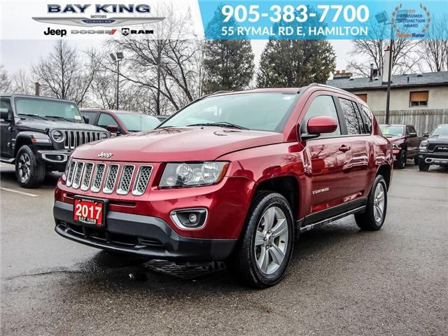 2017 Jeep Compass Sport/North (Stk: 6792R) in Hamilton - Image 1 of 22