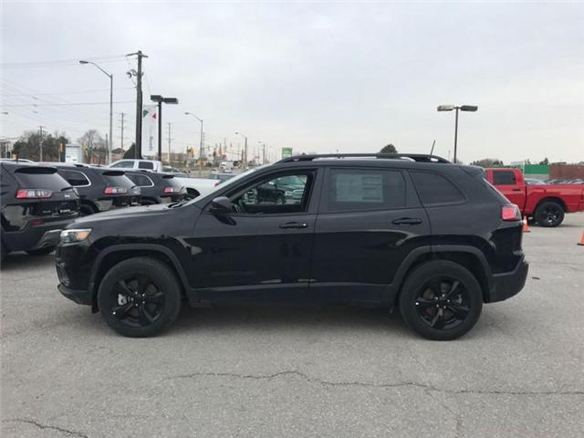 2019 Jeep Cherokee North (Stk: J18595) in Newmarket - Image 2 of 20