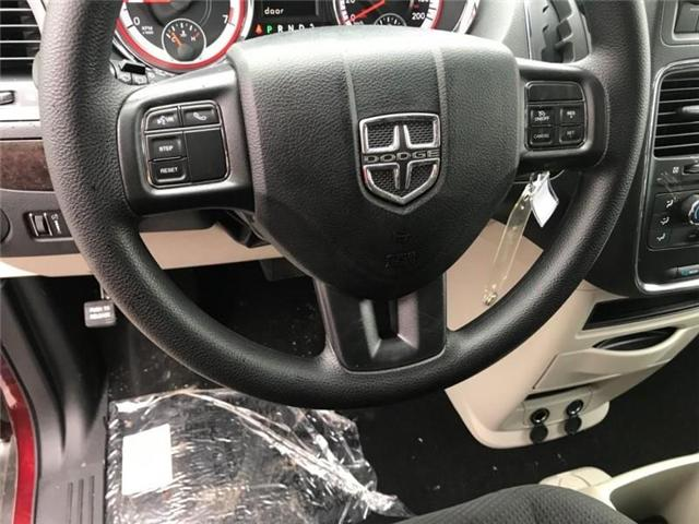 2019 Dodge Grand Caravan CVP/SXT (Stk: Y18625) in Newmarket - Image 16 of 22